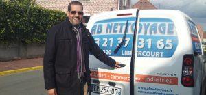AB Nettoyage : Notre métier : hygiène et propreté. Nos atouts : prix, réactivité, confidentialité, travail bien fait.